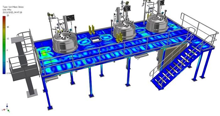 Mechanical Engineering - We are specialists in mechanical design and structural engineering