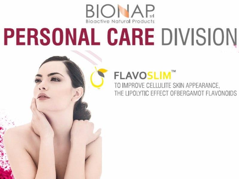 Flavoslim - Natural cosmetic ingredients - Against cellulite, the effect of bergamot flavonoids