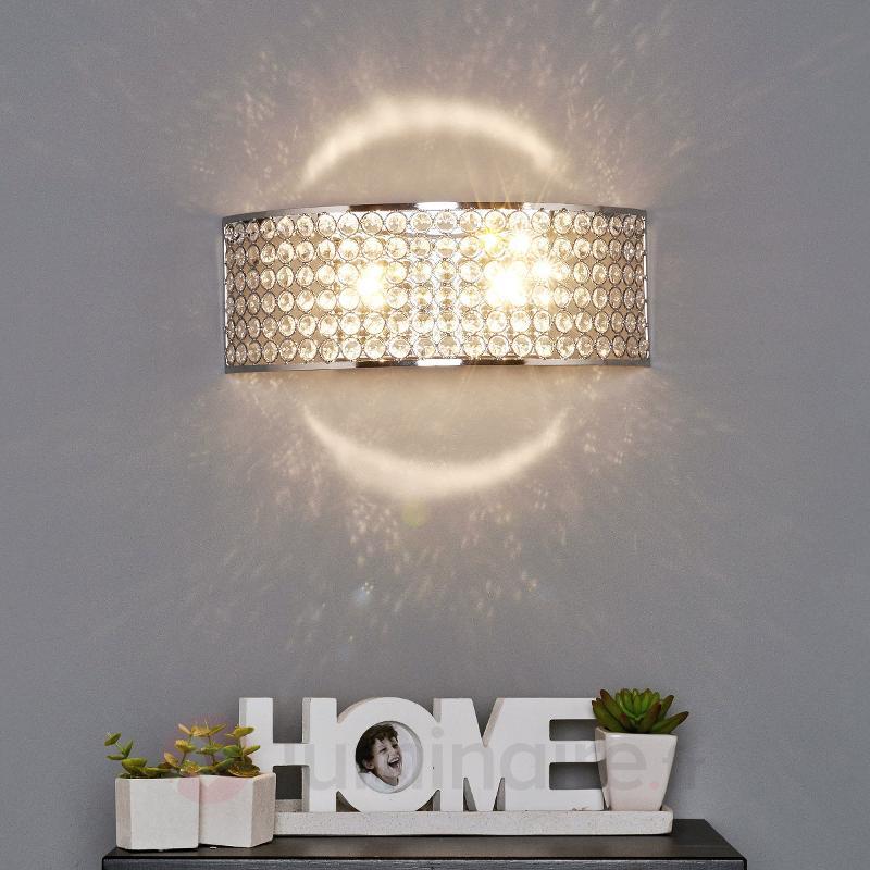 Jolie applique LED Bendia - Appliques LED
