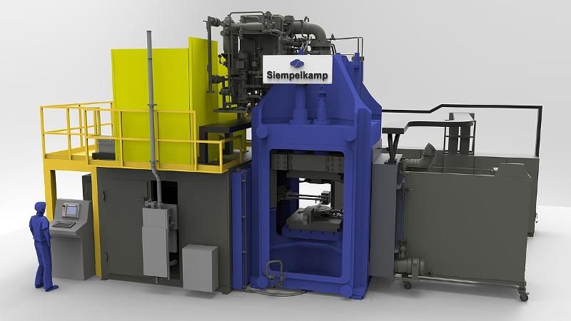 Isothermal Forging Presses - null