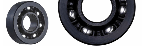 xiros®Polymer Ball Bearing with ESDProtection xiros® polymer ball bearing – now