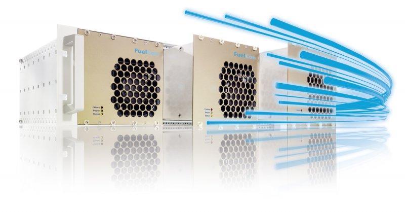Modulare elektronische Last - Kaskadierbares, elektronisches DC-Lasten-Modul