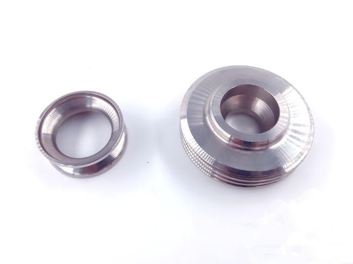 præcision CNC drejede dele - Kina ståldele leverandør Custom Precision CNC drejede dele