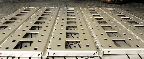 Laserschneiden von Blechen - Format bis 4000 x 2000 mm, Blechstärke bis 25 mm