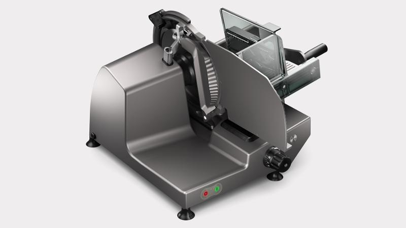 Manual vertical slicer VSC280 - Slicers