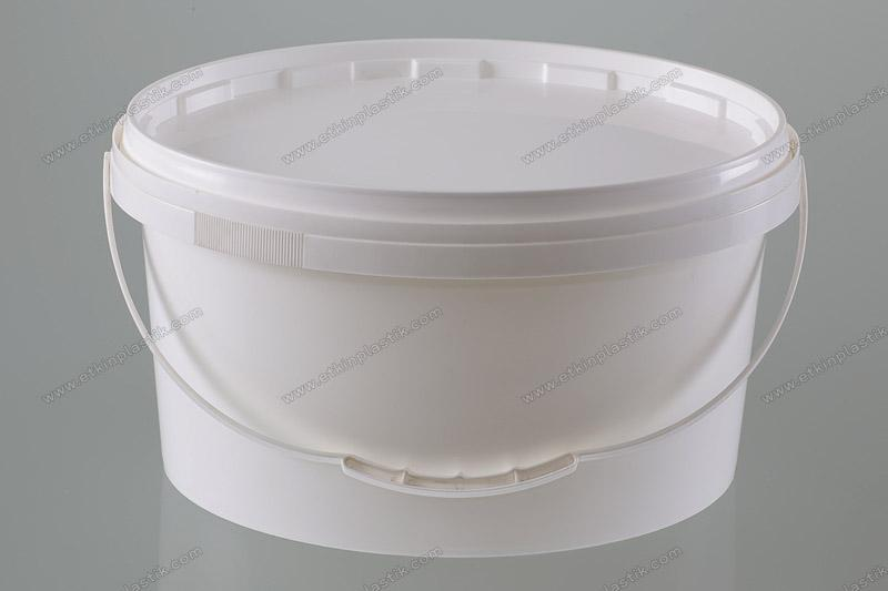 Oval Industrial Pails - E0-160