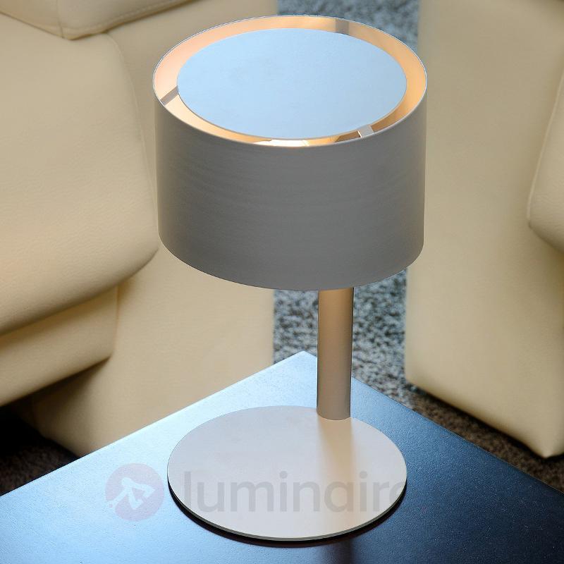 Lampe à poser Knulle, de forme asymétrique - Lampes de chevet