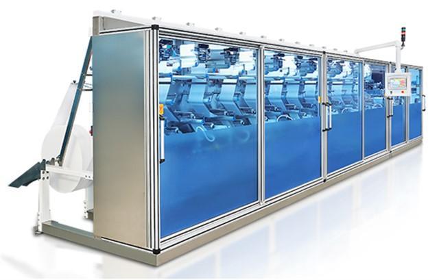 Machine de Conversion - Quickstack - Machine Automatique de Lingette Humide