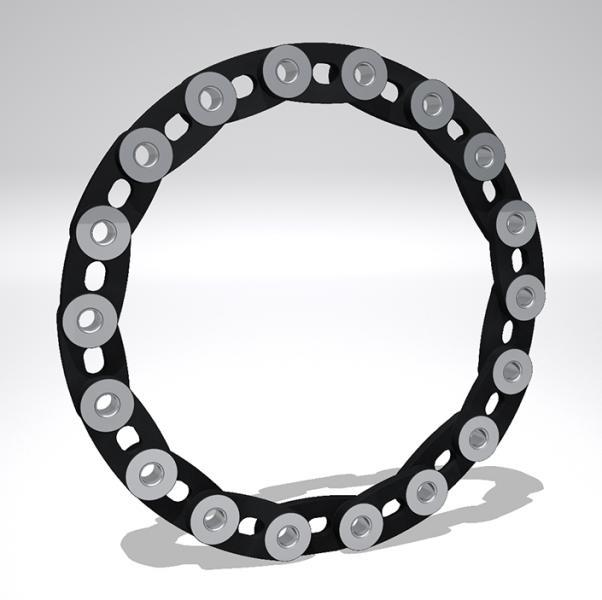 SGFlex® Laschenringkupplung  - SGFlex-575.01