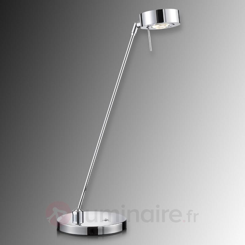 Lampe à poser LED Elegance à deux articulations - Lampes de bureau LED