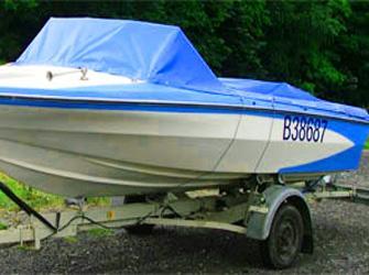 Bâches secteur transport - Bâches bateaux