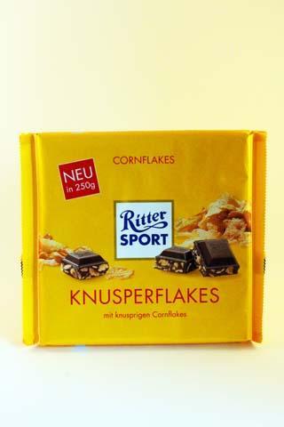 RitterSport Cornflakes 250gr -