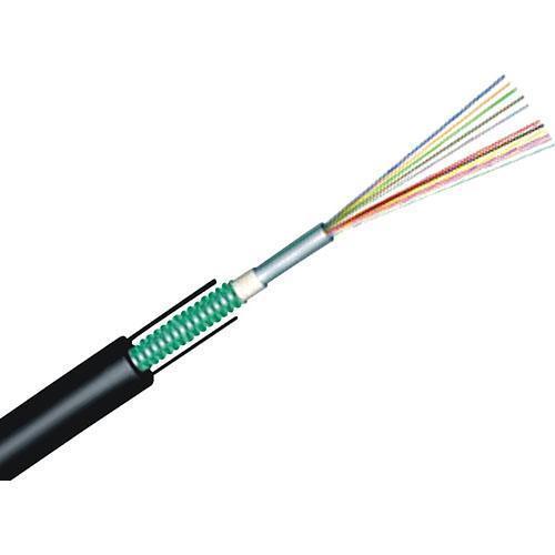 cable óptico GYXTW tubo central 2-12 núcleos