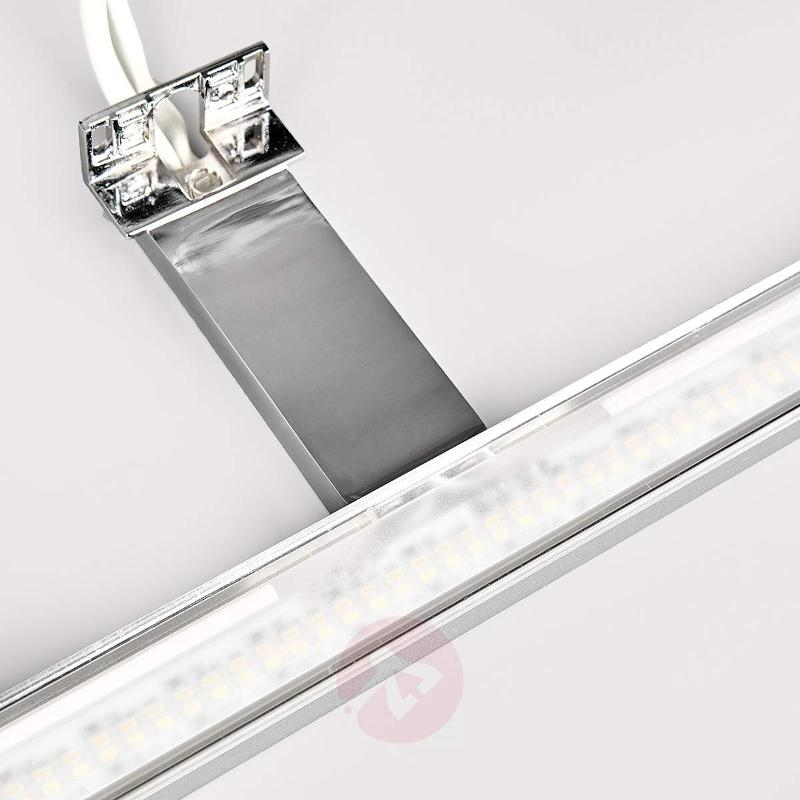 28 cm - LED mirror light EstherBiled, dimmable - Wall Lights