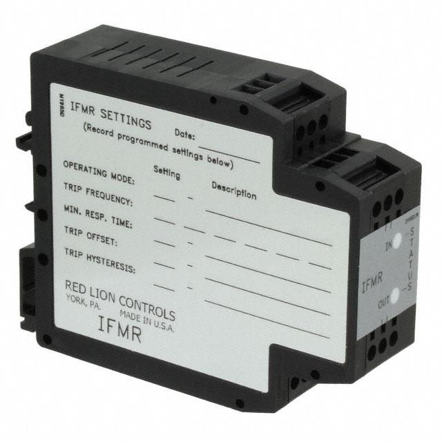 SPEED SWITCH DC POWERED - Red Lion Controls IFMR0036