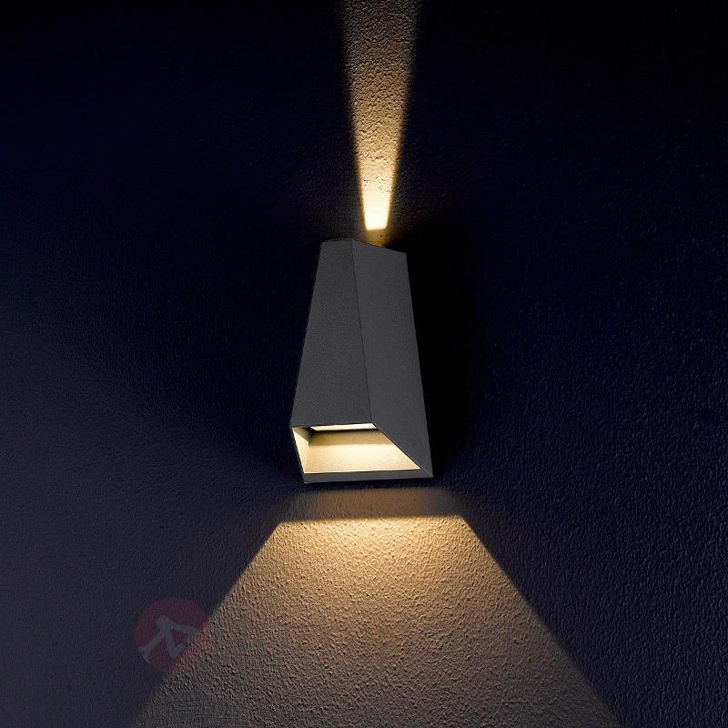 Applique d'extérieur LED Jendrik