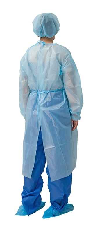 Vestido de isolamento PE revestido com PP