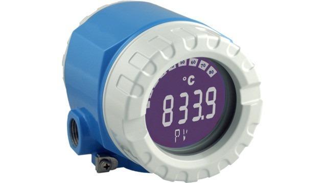 iTEMP TMT162 Transmisor de temperatura de campo -