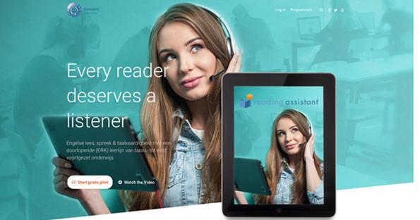 Reading Assistant - Geef alle leerlingen klassikaal de individuele aandacht die ze verdienen!