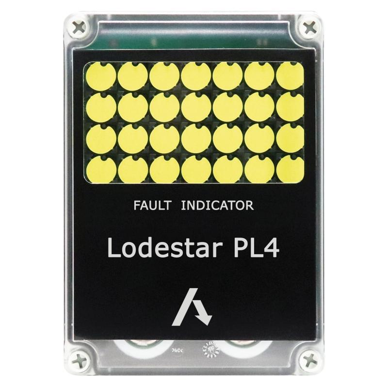 Lodestar PL4 - OHL fault locator