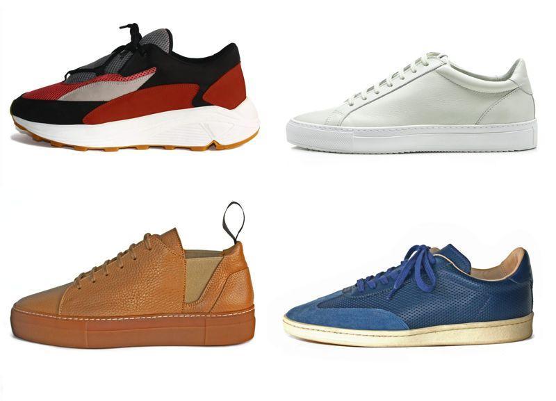 Sneakers - Fábrica de sneakersPortuguesa