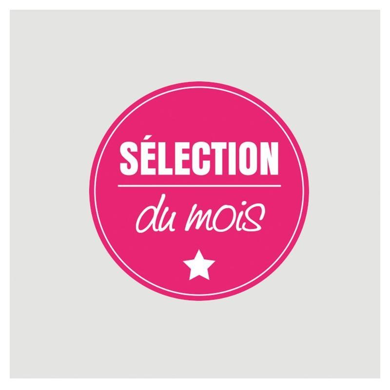 Stop Rayons - Etiquette autocollante pour boutique