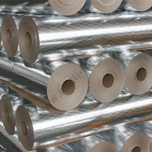 Reflective Multifoil Insulation - Laminated Foil