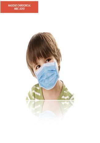 Masque Chirurgical pour Enfant - Produits Médicaux