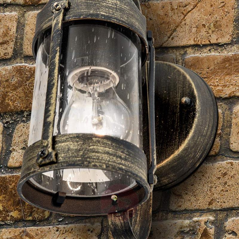 Rustic outdoor wall lamp Lenard - Outdoor Wall Lights