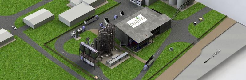BioTfuel - Projet préparation torréfaction Compiegne