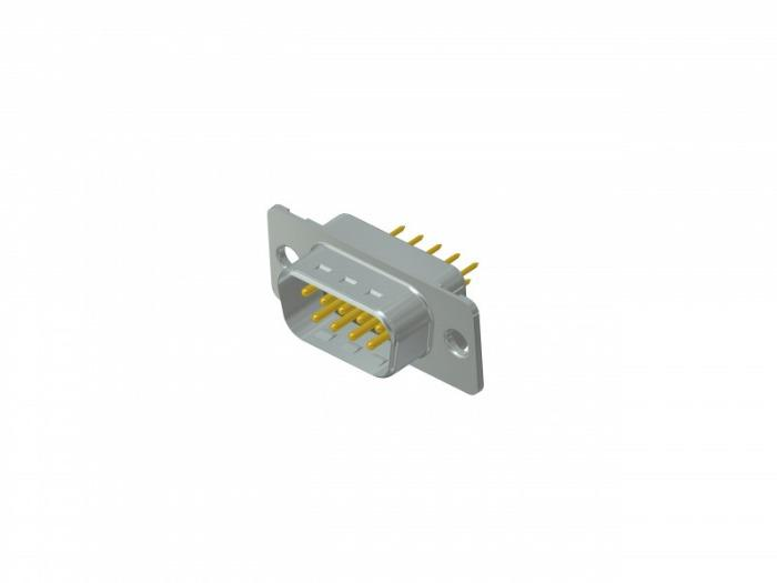 Filter D-SUB connector - C-Filter D-SUB Standard Solder pin – Straight – Precision machined contacts