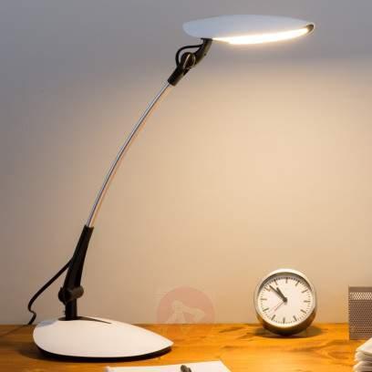 E27 3.5W LED tear bulb matte, 2800K - light-bulbs
