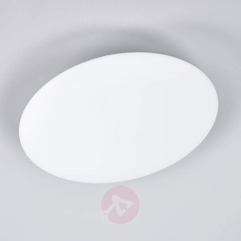 Glass ceiling light Opal - Ceiling Lights
