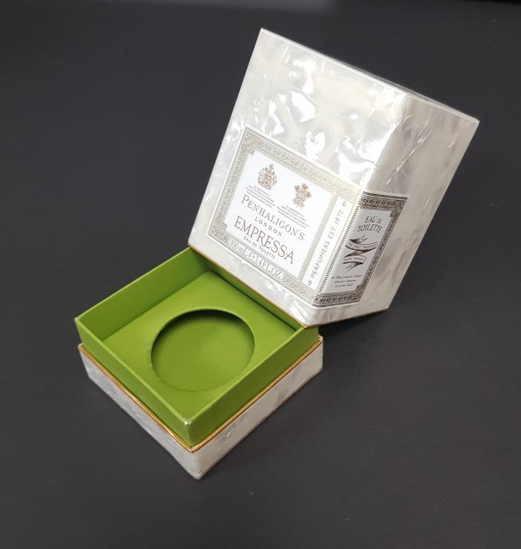 Coffret Cloche Carton - Impression Quadri +pelliculage mat Type luxe