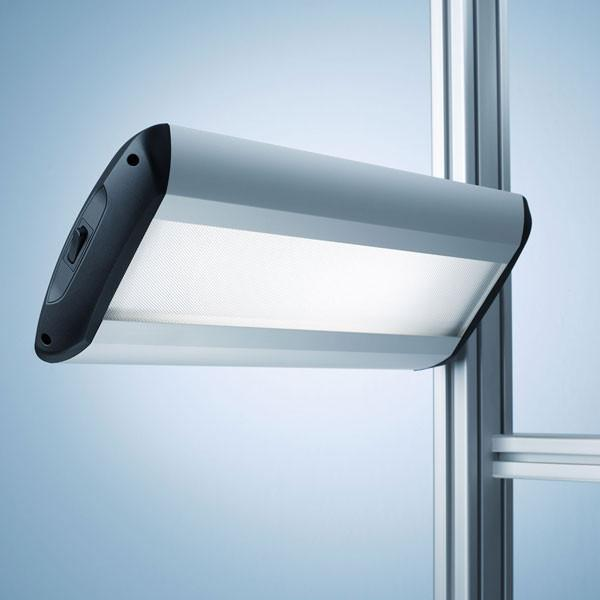 Workplace-System Luminaire TAMETO (lateral) - Workplace-System Luminaire TAMETO (lateral)