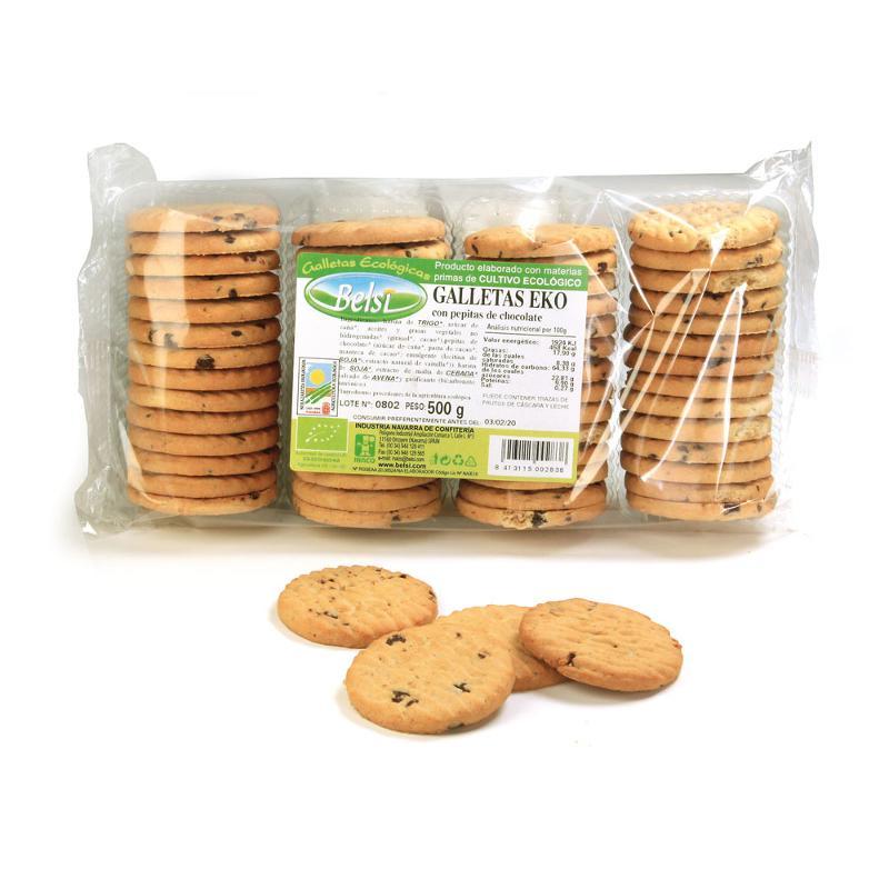 Eko Cookies With Chocolate Chips - COOKIES