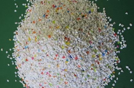 Granallas de plástico y abrasivos - Abrasivos plásticos T-III