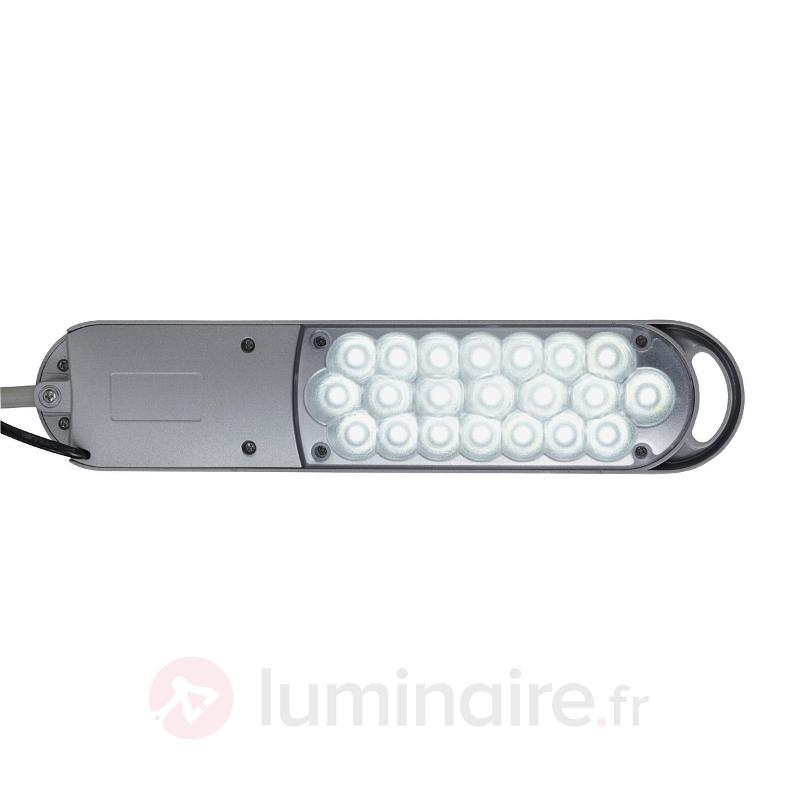 Lampe à poser LED Atlantic avec pince - Lampes de bureau LED