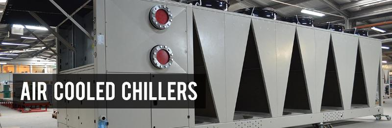 Chillers - Air cooled chillers