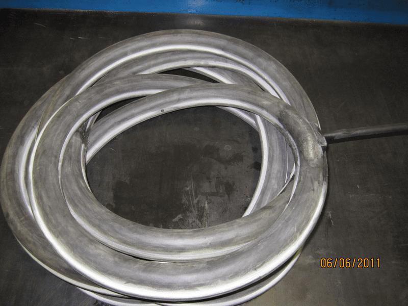 guarnizione gonfiabile - bottali manutenzione e ricambi