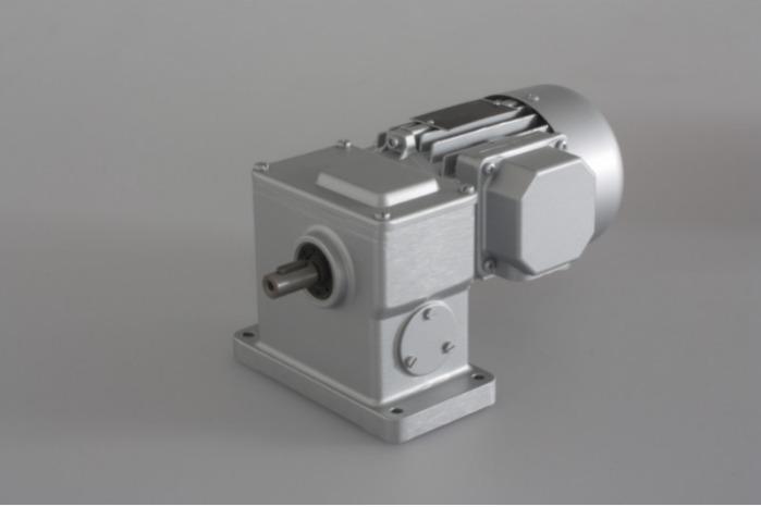 SN11 - Zweistufiger Getriebemotor mit Ausgangswelle