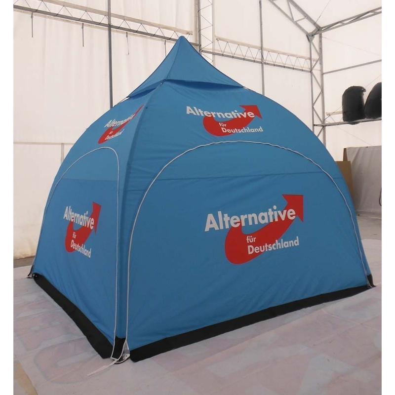 Tente Dôme - Tente publicitaire