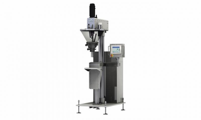 Auger filler OPTIMA SD2best - Auger filler OPTIMA SD2best: Powder or granular products