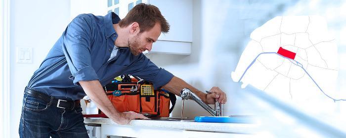 Dépannage plombier Paris 1 (75001) - Intervention en plomberie à Paris 1 (75001) 24/24h et 7/7 jours