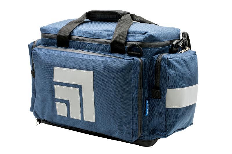 Pflegetasche FLEX, Farbe BLAU - Pflegetaschen