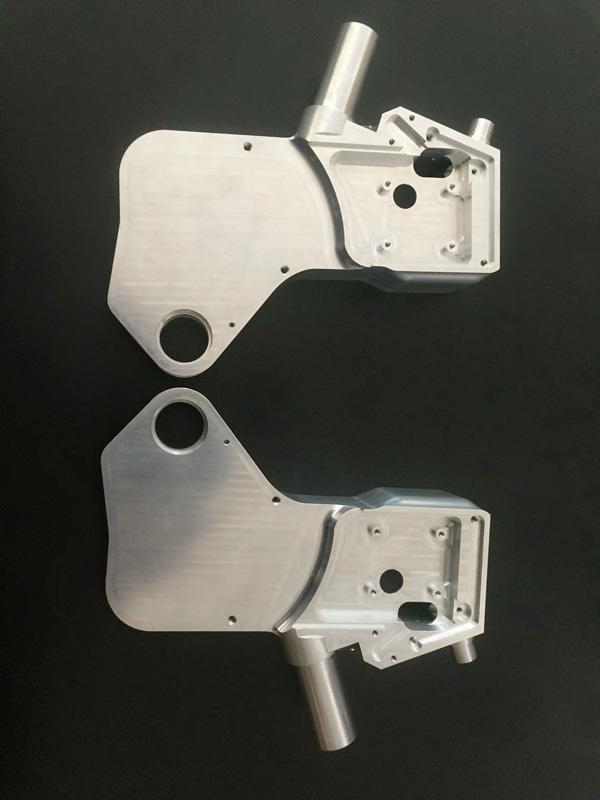 5-axis cnc milling metal part - high precision 5-axis cnc machining aluminum milling metal part