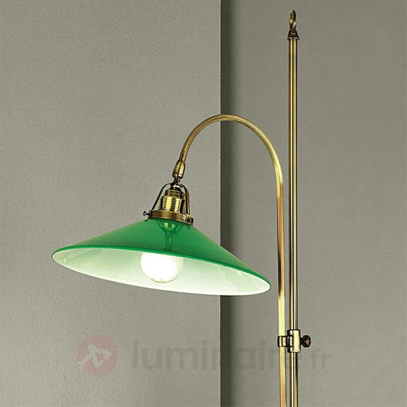 Lampadaire vert VERDINA - Lampadaires rustiques