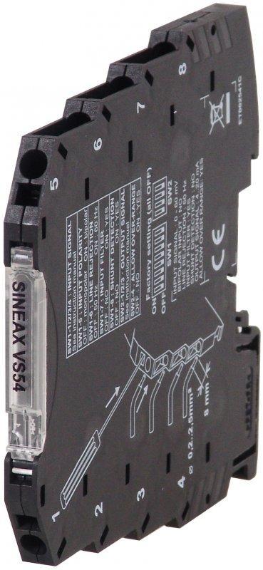 SINEAX VS54 - Convertisseur pour mesure de shunt