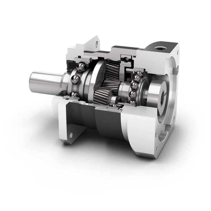 Planetary Gearbox PSBN - Precision Gearbox with Output Shaft - Helical gear - IP65 - NEUGART