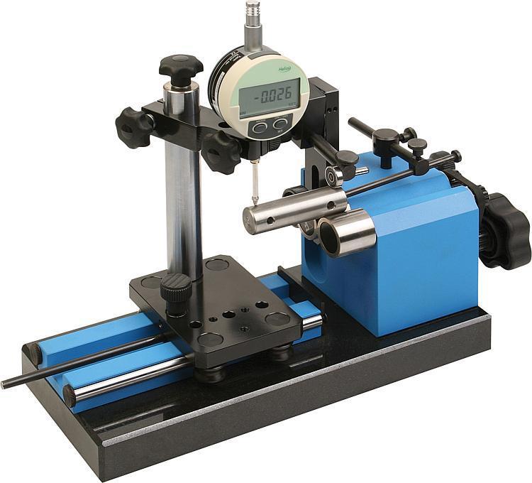 Appareil de contrôle de concentricité Ø max. 35 mm - Appareils de contrôle de concentricité Dispositifs de mesure universels...